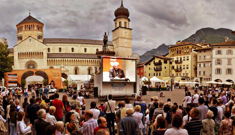 Foto: © Romano Magrone - Archivio ufficio stampa Festival dell'economia
