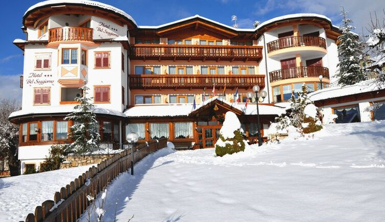 Hotel Belsoggiorno - Malosco - 3 star Hotel - Trentino - Italy